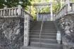 名古屋城建設守護神な住吉神社へ。