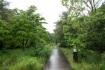 雨の日の目的地エキスポ'90記念の森…