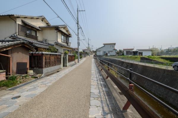 箕面鍋田川 - 日本沿岸旅行記