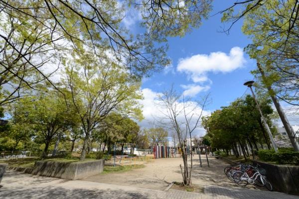 元茨木川緑地公園 - 日本沿岸旅行記
